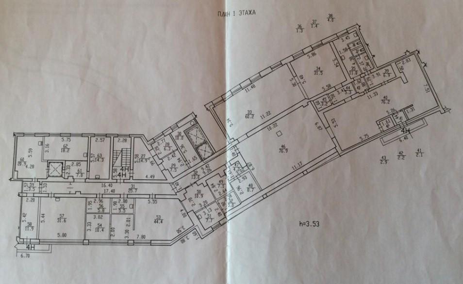 screenshot 1 2 - Помещение, Санкт-Петербург, Непокорённых пр., д. 74