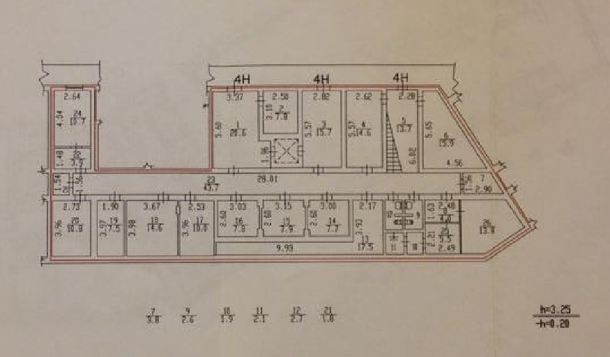 screenshot 2 1 - Помещение, Санкт-Петербург, Непокорённых пр., д. 74